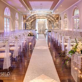 Elegant Wedding Ceremony Houston