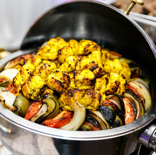 Mediterranean Catering