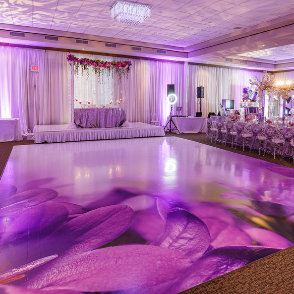 Stunning Wedding Hall