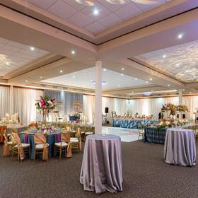 Wedding Venue in Houston, Wedding hall decor, Linens