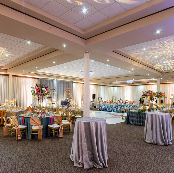 Wedding Venue in Houston, Wedding hall decor, Linens