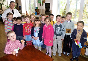 Children in Moldova