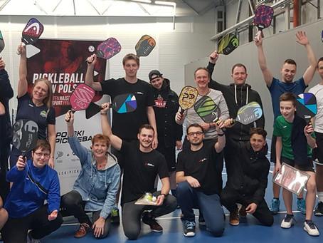 Pierwszy międzynarodowy Festiwal Pikleballa w Szczecinie