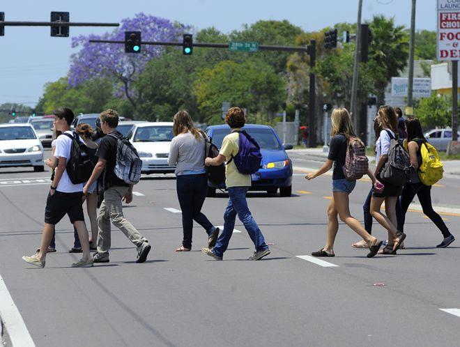 Detecting Pedestrian
