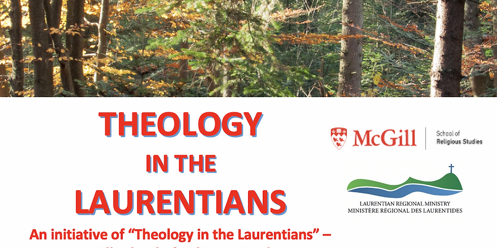 Theology in the Laurentians - Morning sessions with Rev. Prof. Patricia G. Kirkpatrick (1)