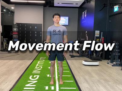 Single Leg Balance Flow