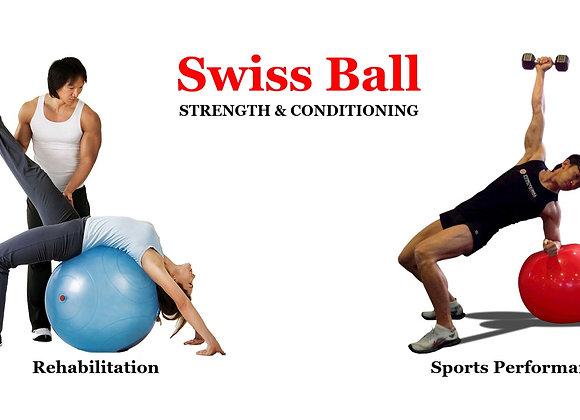 Swiss Ball HIIT Online Program