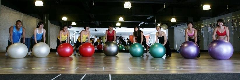 Group Swiss Ball