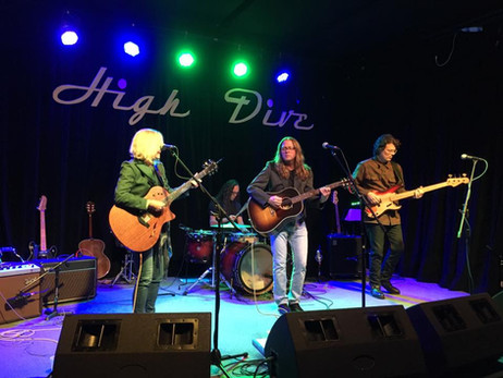 Our Seattle Band at High Dive