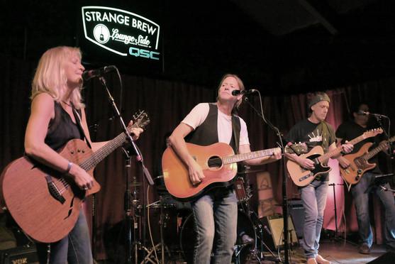 Robert Hill and band Strange Brew.jpg