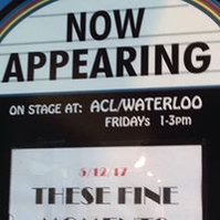 ACL Waterloo marquee