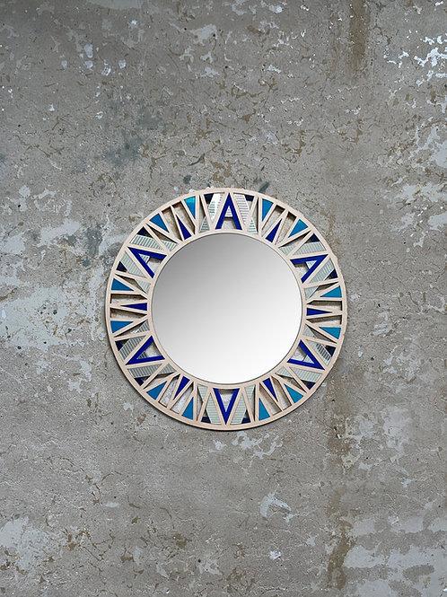 Nea Mirror - Electric Blue