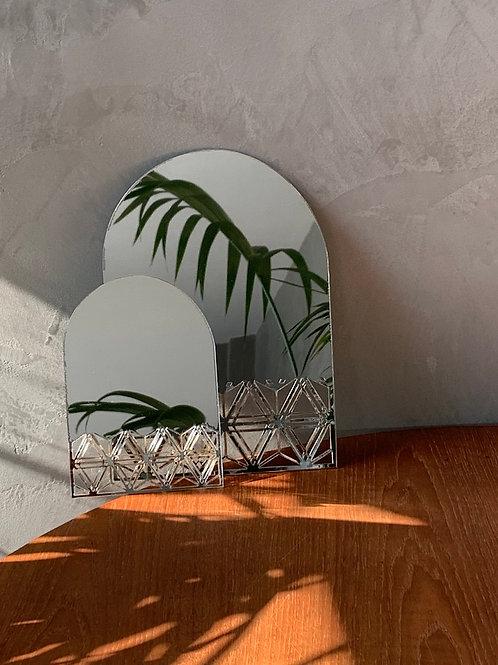 Frameless Kasumi Mirror