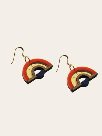 dangly drop earrings