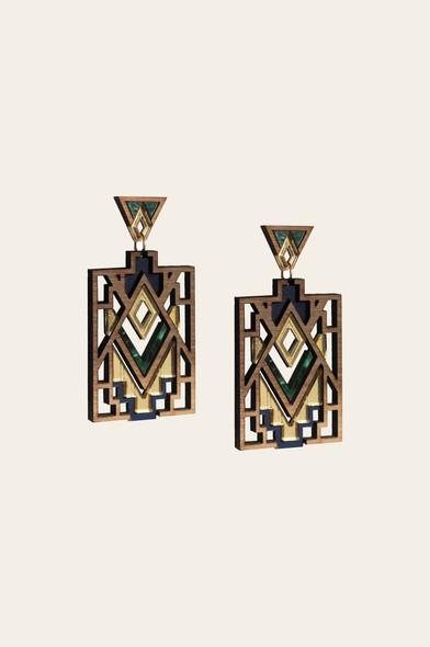 CHALK_Mandala Green Earrings 03.jpg