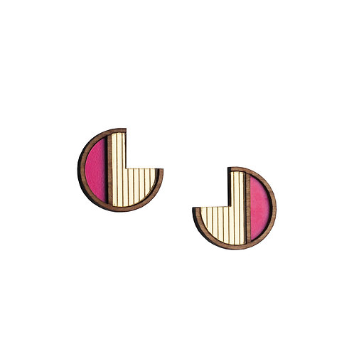 Soleil Blush Earrings