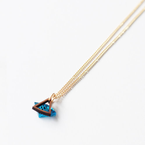 Laila Light Blue Necklace