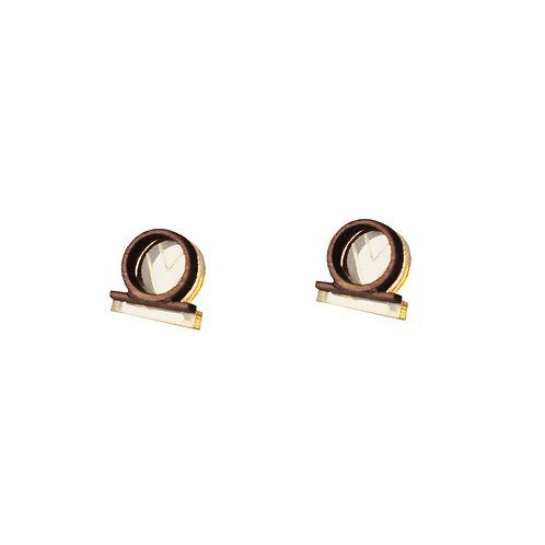Tia Earring -Gold