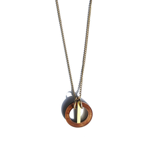 Aura Candia necklace