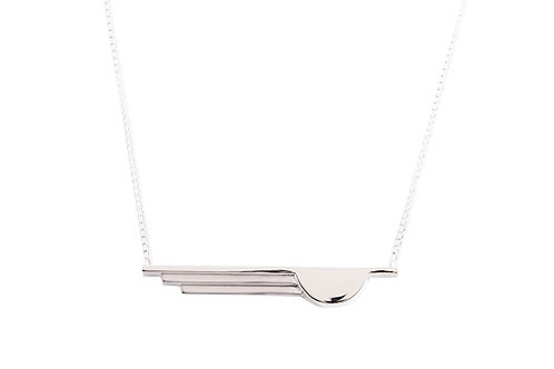 Horizontal Necklace