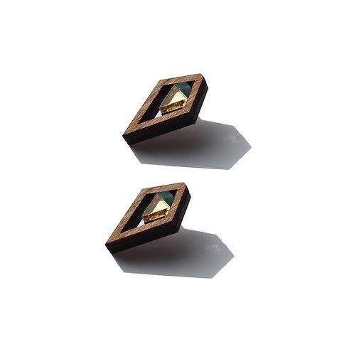 Yemi Emerald Earring