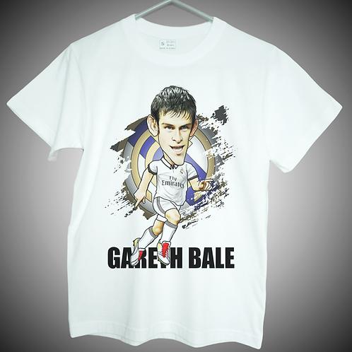 gareth bale t shirt