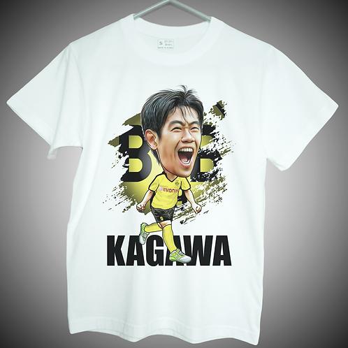 shinji kagawa t shirt