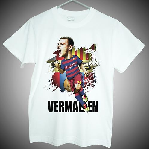 thomas vermaelen t shirt