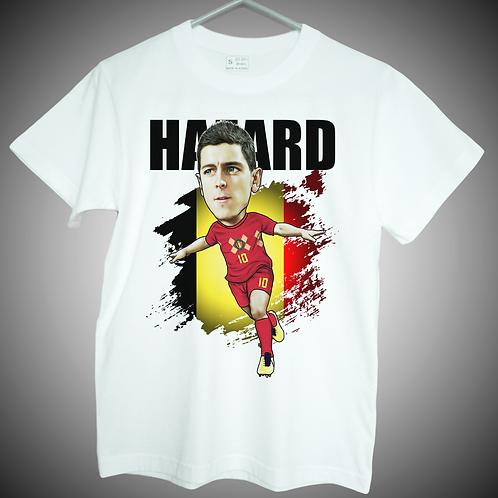 Eden Hazard Belgium T-shirt