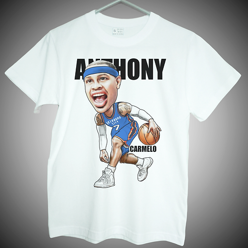 carmelo anthony t-shirt