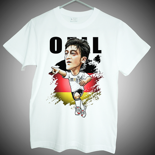 Mesut Ozil Germany T-shirt