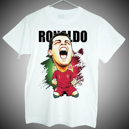 Ronaldo Portugal shirt