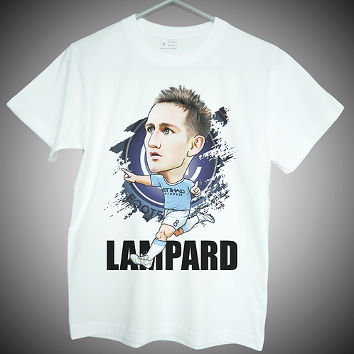 frank lampard t shirt