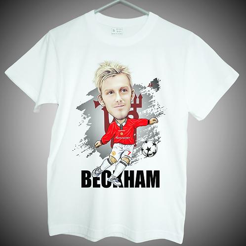 david beckham t-shirt