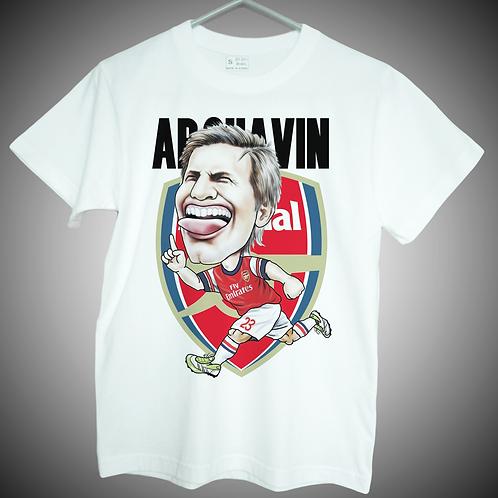 andrey arshavin t shirt
