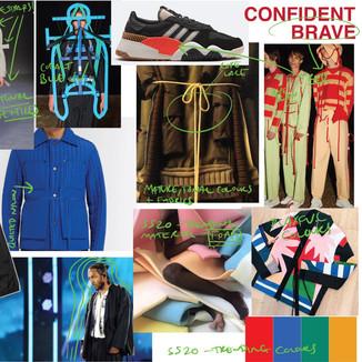 Colourway & Material Design - Puma