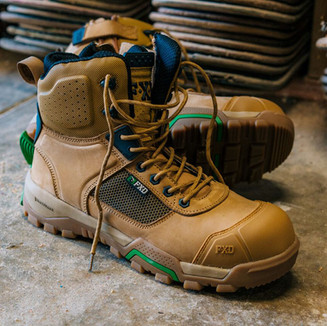 FXD Work Boots