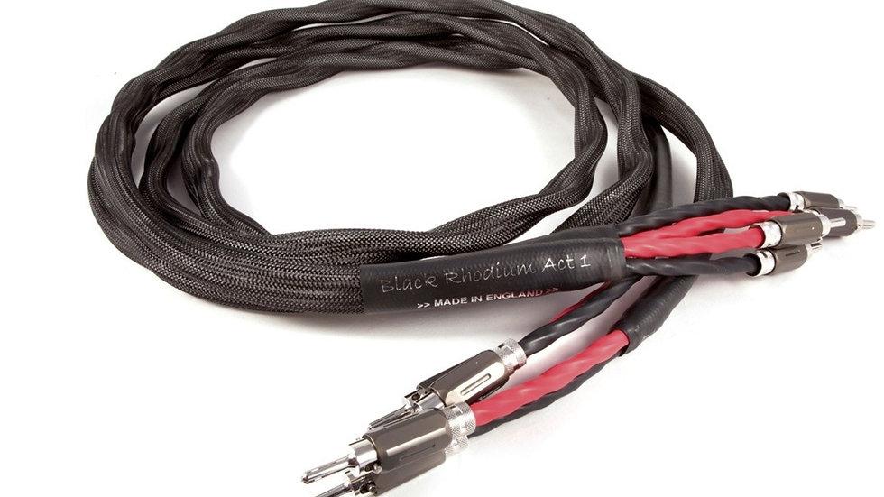 ACT-1 感動一號揚聲器連接線 Speaker Cable