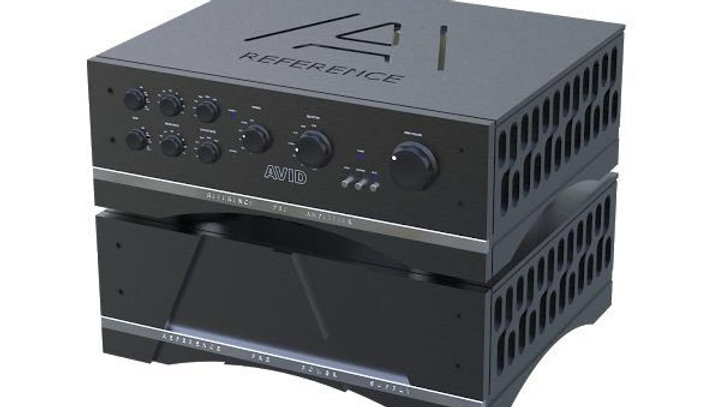 AVID REFERENCE  Pre Amplifier