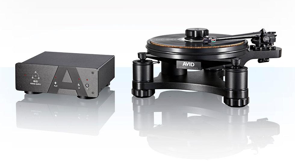 SEQUEL SP[首相] 分體式黑膠唱盤