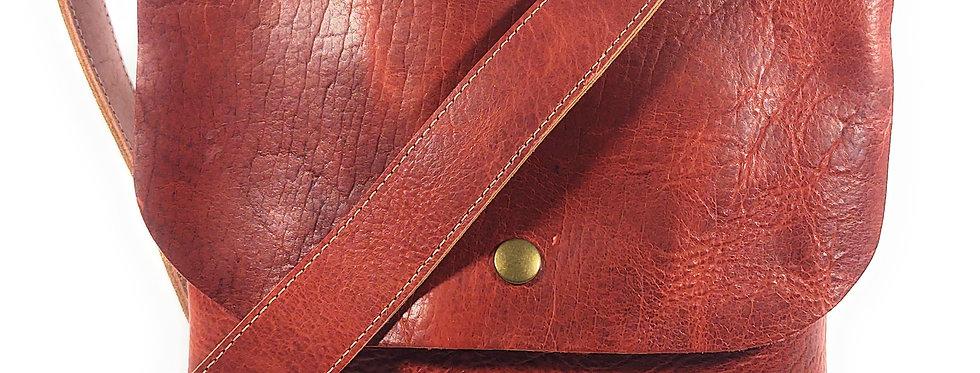 Redwood Leather Satchel