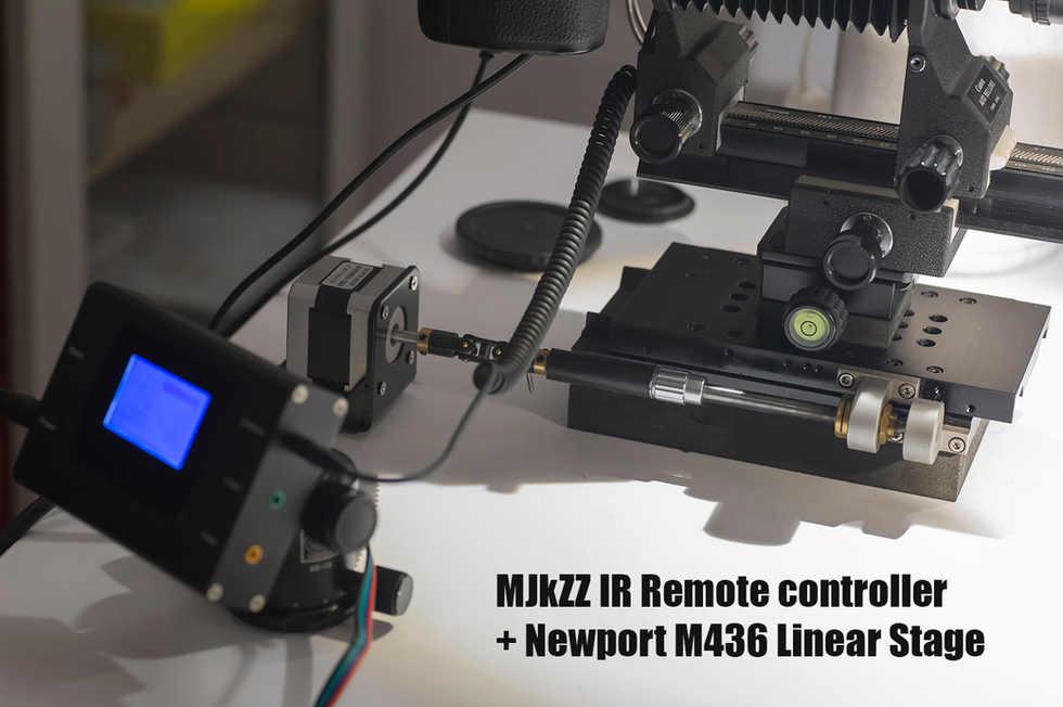 MJKZZ remote controller + Newport M436