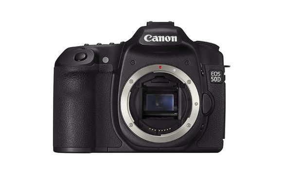 Canon EOS 50D (APSc)