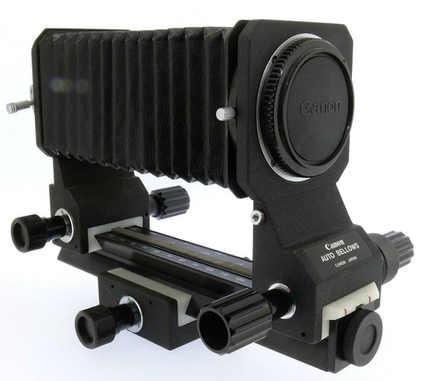 Canon Auto Bellows