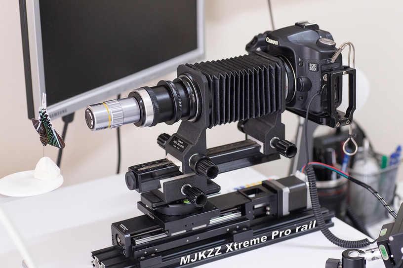MJKZZ Xtreme Pro rail