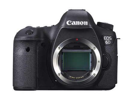 Canon EOS 6D (Full Frame)
