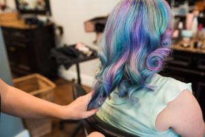 Rainbows, Unicorns and Happy Hair