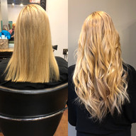 Extensions makeover