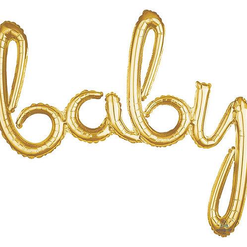 BABY Script Balloon
