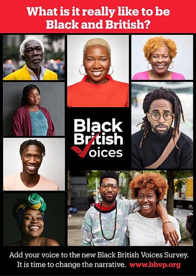Black British Voices Project Brief